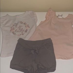 2T outfit